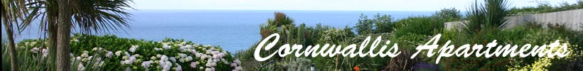 Cornwallis Apartments, Carbis Bay, Cornwall